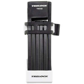 Trelock FS 200/75 TWO.GO Bike Lock 75 cm white
